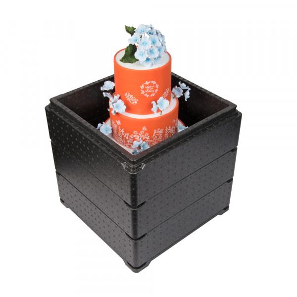 Thermobox für Hochzeitstorten