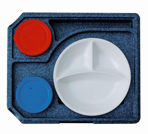 Silikondeckel für Porzellan-Beilagenschale für 30090