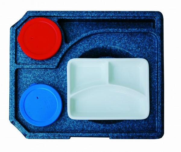Silikondeckel für Porzellan-Beilagenschale für 30070